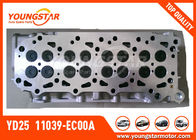 Trung Quốc Complete Cylinder Head  For NISSAN Navara YD25  4 Port In Take Common Rail Turbo Diesel  11039 - EC00A Công ty